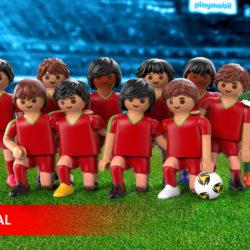 Euro 2016 playmobil portogallo
