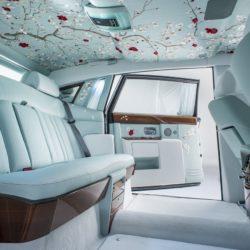 Rolls-Royce Serenity EWB PhantomPhoto: James Lipman / jameslipman.com