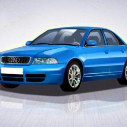 Audi - com'era in passato