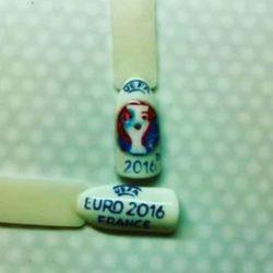 euro 2016 unghie