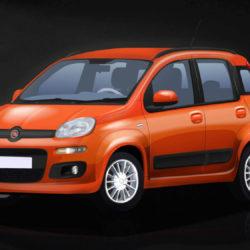 Fiat Panda - com'è oggi