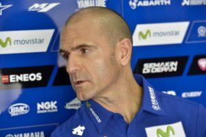 "MotoGp |  Meregalli si gode la nuova Yamaha |  ""il lavoro sul motore ci ha sorpresi |  i piloti"