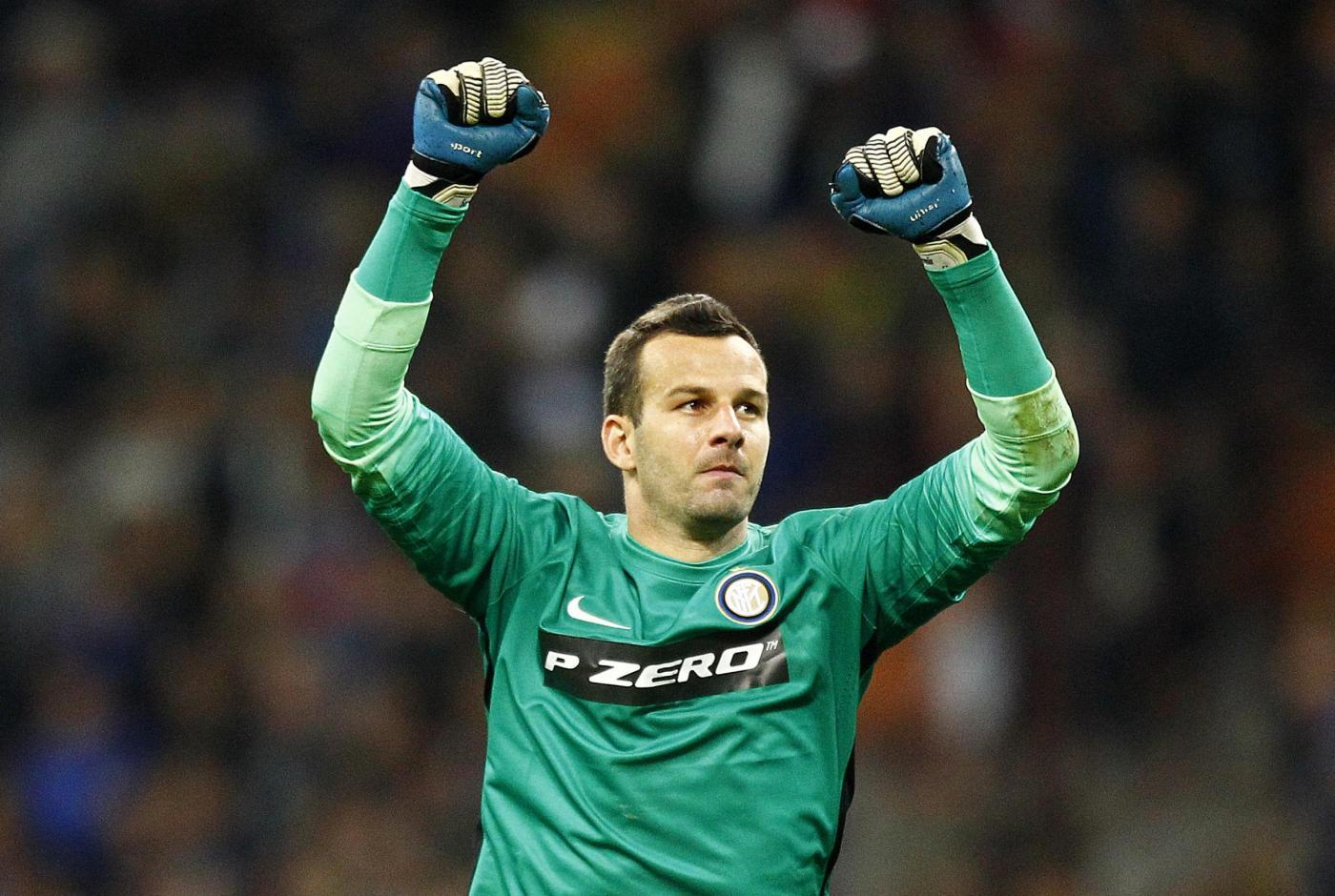 Inter, è ufficiale il rinnovo a vita di Handanovic