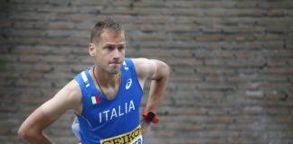 Atletica, Iaaf Rome world race walking