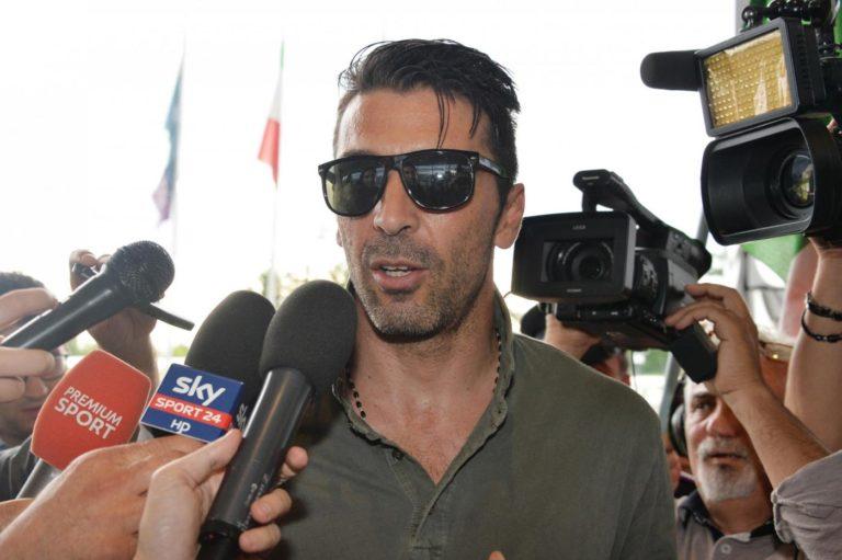 9) Gigi Buffon - LaPresse/Gian Mattia D'Alberto
