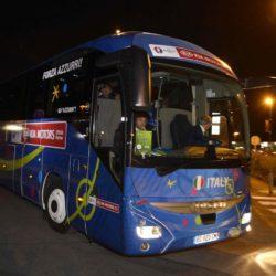 Euro 2016, la Nazionale italiana arriva a Montpellier