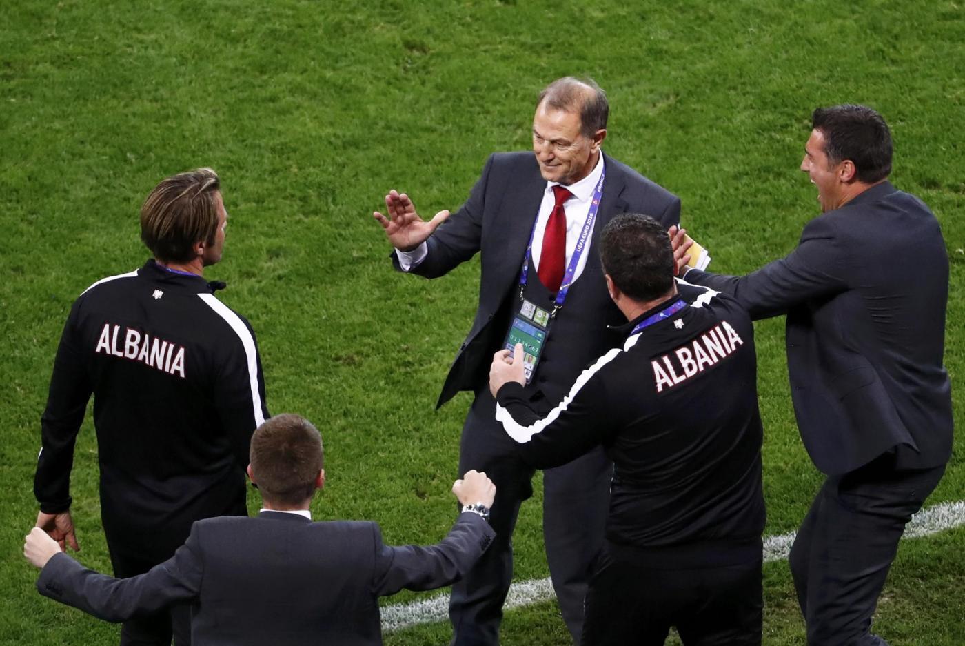 De Biasi, ufficiale l'addio all'Albania: