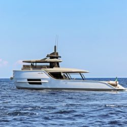 yacht Arcadia Sherpa