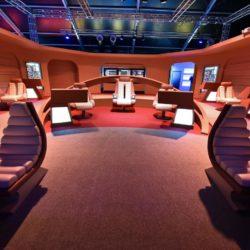 Anteprima al Sea-Air-Space Museum Intrepid a New York
