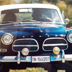 Volvo P1800 Jensen