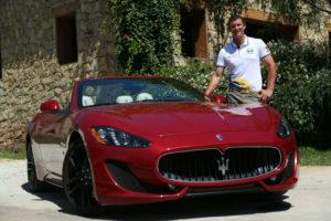 2016 Maserati Silver Cup - Jesse Bray