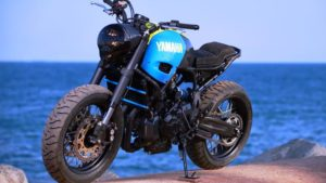 Yamaha Faster Sons XSR 700 2