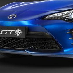 Nuova Toyota GT86