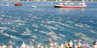 Bosforo Cross Continental Swimming Race