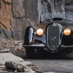 Alfa Romeo 8C 2900B Lungo Touring Spider (3)