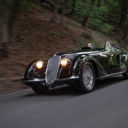 Alfa Romeo 8C 2900B Lungo Touring Spider (6)