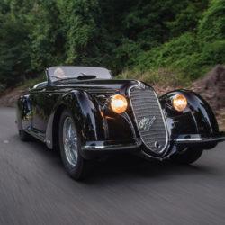 Alfa Romeo 8C 2900B Lungo Touring Spider (7)