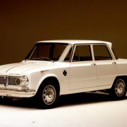 Alfa Romeo Giulia TI Super 1963