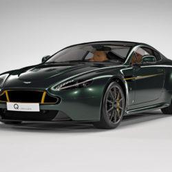 Aston Martin V12 Vantage S Spitfire 80 (1)
