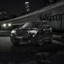 BMW-X3-Blackout-1