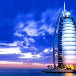 Burj-Al-Arab-five-star-hotel