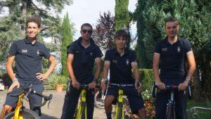 nazionale ciclismo