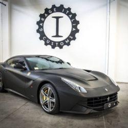 Ferrari F12 by Garage Italia Customs (1)