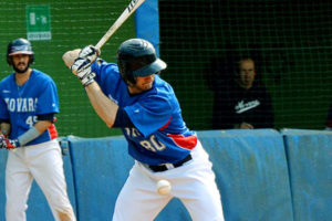 Italian Baseball League novara