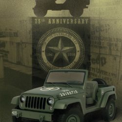 Jeep Wrangler 75th Salute Concept (1)