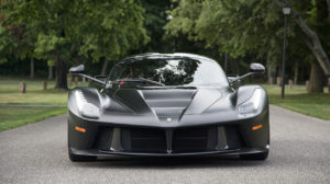 LaFerrari Nero DS Opaco  (12)
