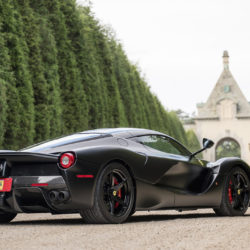 LaFerrari Nero DS Opaco  (2)