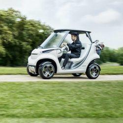 Mercedes Garia Golf Car (1)