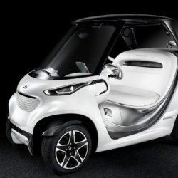 Mercedes Garia Golf Car (2)