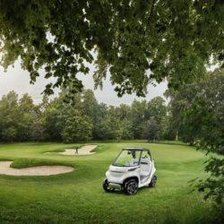 Mercedes Garia Golf Car (8)