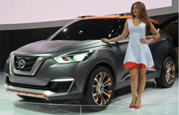 Nissan Kicks sarà la vettura ufficiale delle Olimpiadi e ...