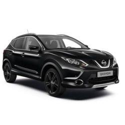 Nissan Qashqai Black Edition 2
