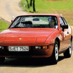 Porsche 924 (2)