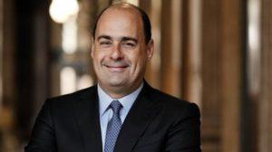 Presidente regione lazio Zingaretti