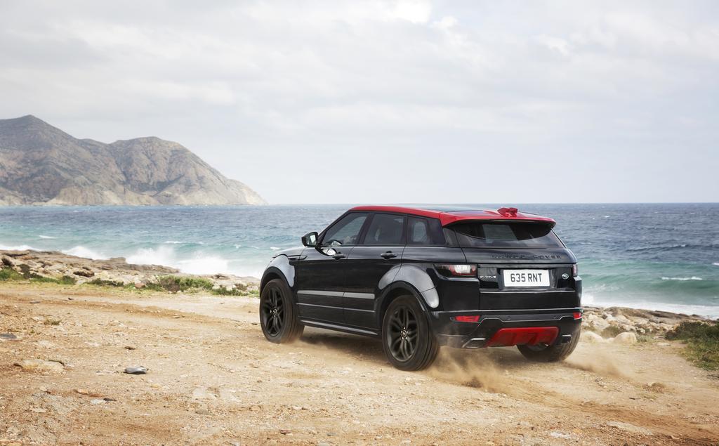 Range Rover Evoque Un Successone Nel Mondo Superato Il