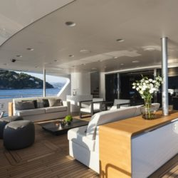 Yacht Baglietto Unicorn