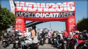 World Ducati Week 3