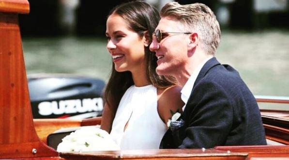 Tennis, Ana Ivanovic e Schweinsteiger sposi a Venezia