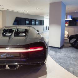bugatti chiron showroom (4)