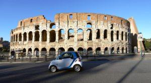 car2go a Roma 2