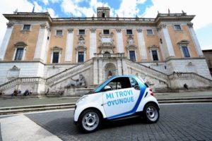 car2go a Roma