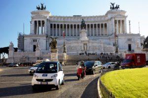 car2go a Roma 4