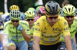Ciclismo: Tour de France - tappa 3