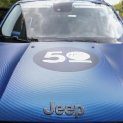 Federico Bernini/ La Presse - Jeep Renegade Vinyl