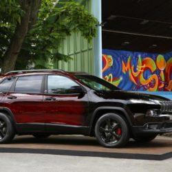 Ufficio STampa FCA/La Presse- Jeep Cherokee Jazz
