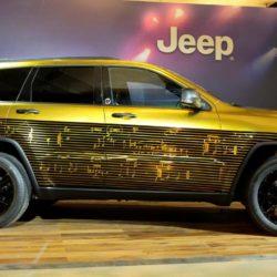 Ufficio STampa FCA/LaPresse - Jeep Grand Cherokee Score